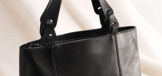Jamale/ジャマレ 日本製 牛革 ハンドバッグ