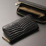 新色追加!最高クラスの贅沢。三京商会が追求したワニ革財布の集大成。