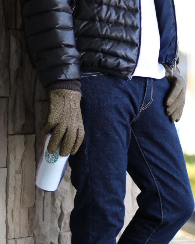 KURODA メンズ 手袋