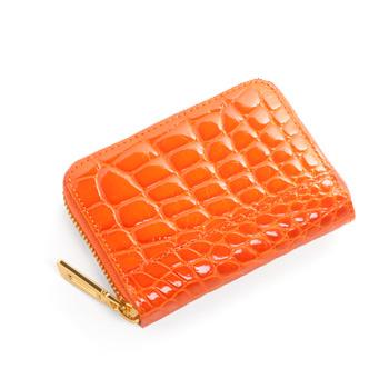 クロコダイル ミニ財布