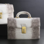 ヒマラヤクロコダイルセカンドバッグ