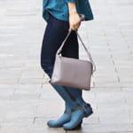 雨の日 梅雨 バッグ おすすめ 防水 本革
