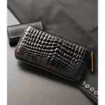メンズ クロコダイル財布